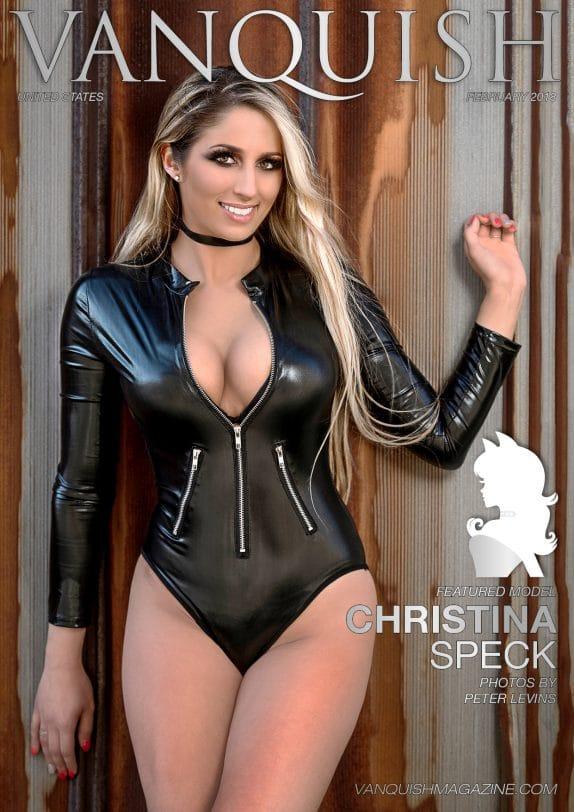 Vanquish Magazine - February 2018 - Christina Speck 2
