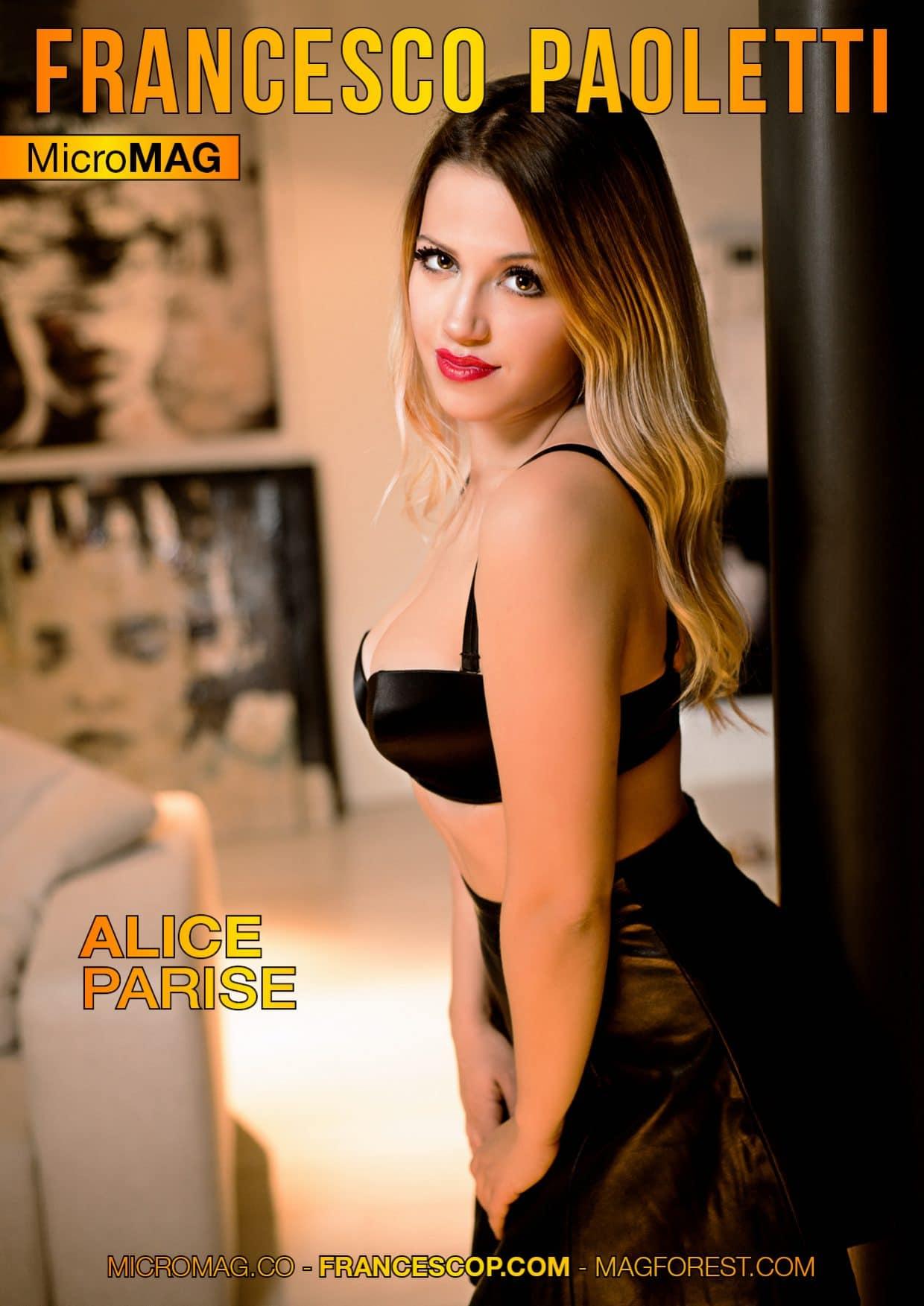 Francesco Paoletti MicroMAG - Alice Parise 1
