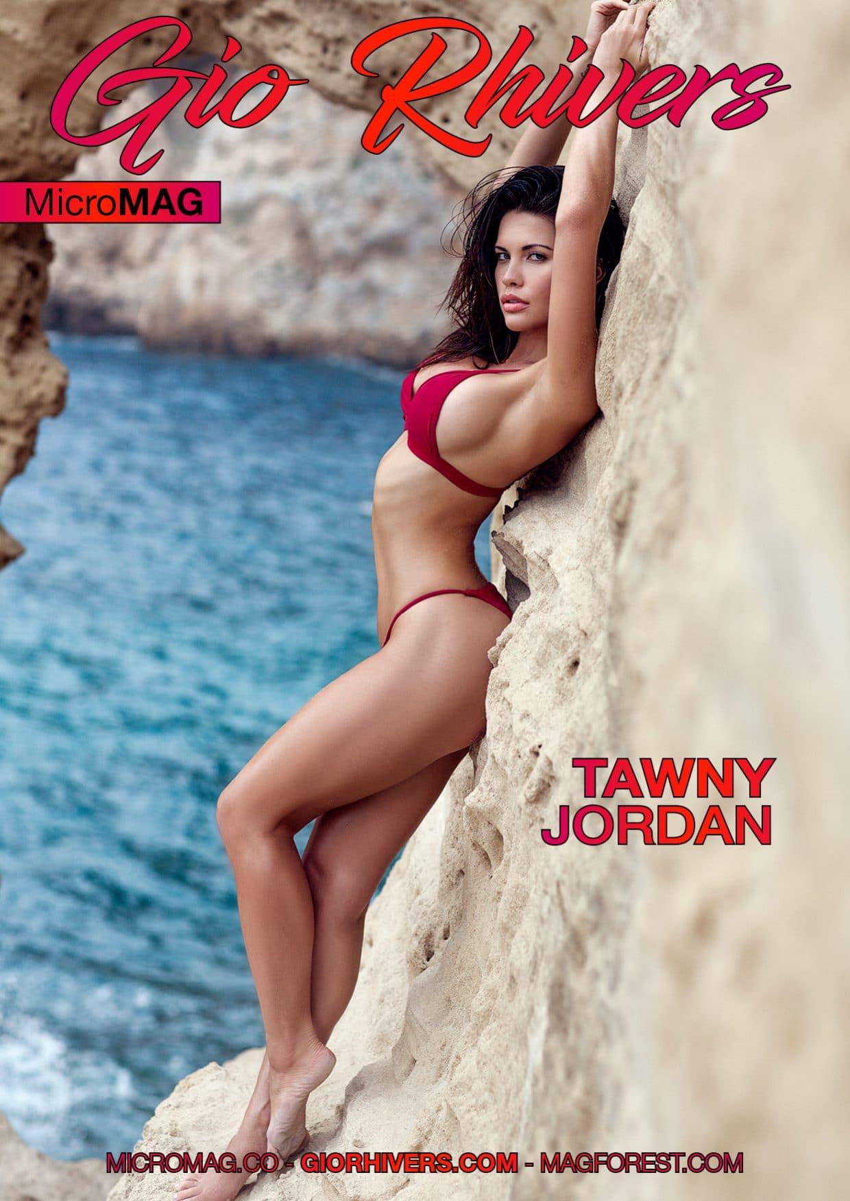 Gio Rhivers MicroMAG - Tawny Jordan 1