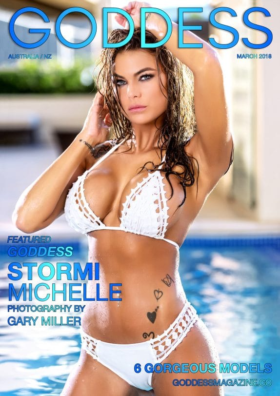 Goddess Magazine - March 2018 - Stormi Michelle 3