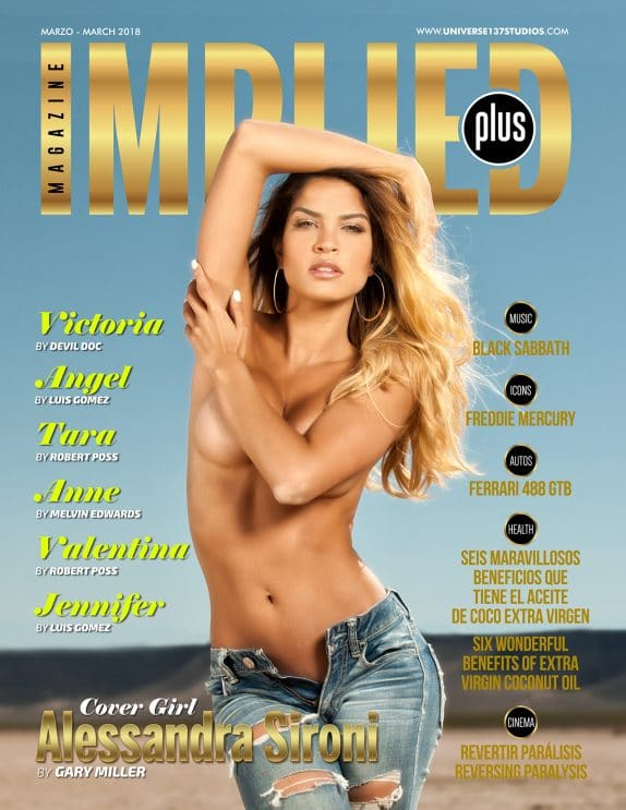 Implied Plus Magazine - March 2018 8
