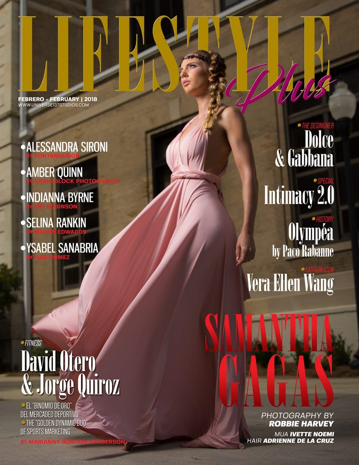 Lifestyle Plus Magazine - February 2018 1