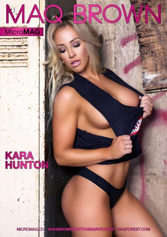 Maq Brown MicroMAG - Kara Hunton 4