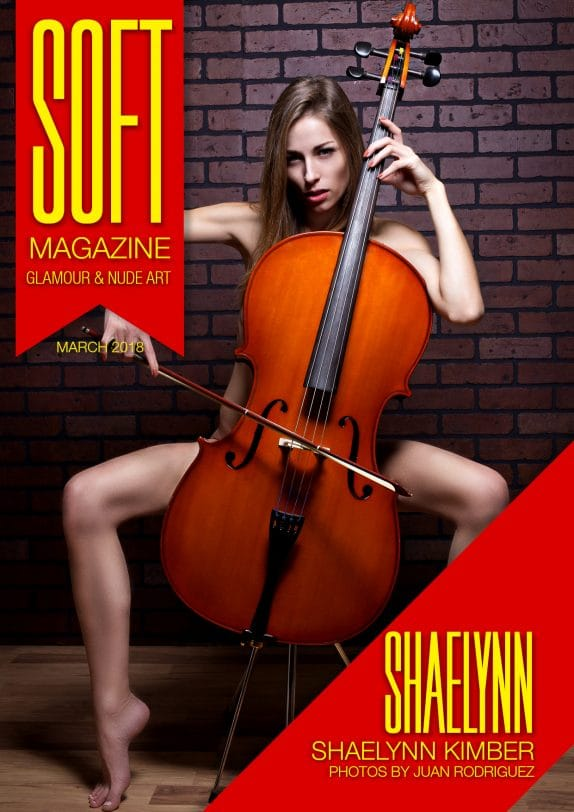 Soft Magazine - March 2018 - Shaelynn Kimber 1