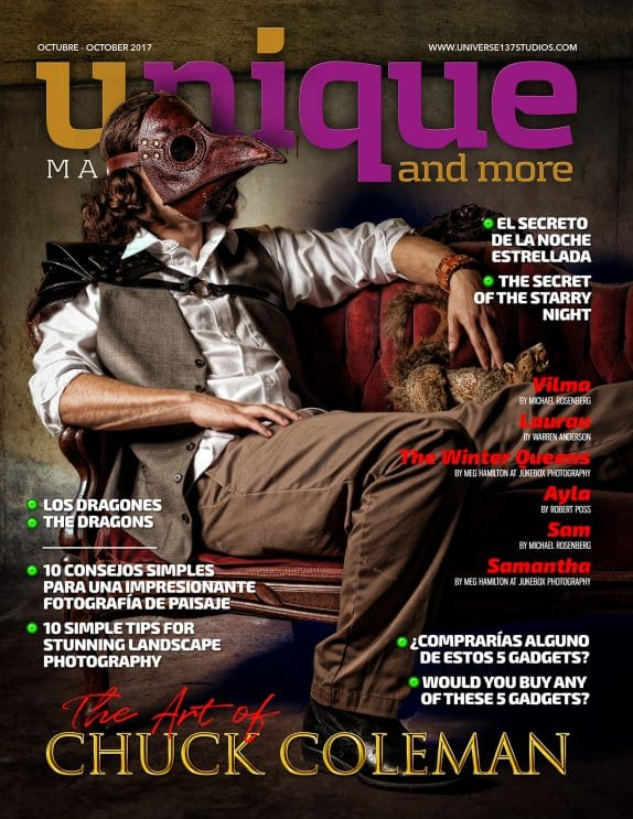 Unique Magazine - November 2017 2