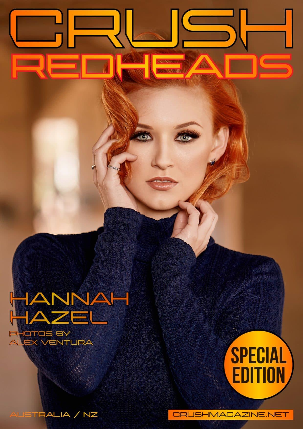 Crush Magazine - Redheads - Hannah Hazel 1