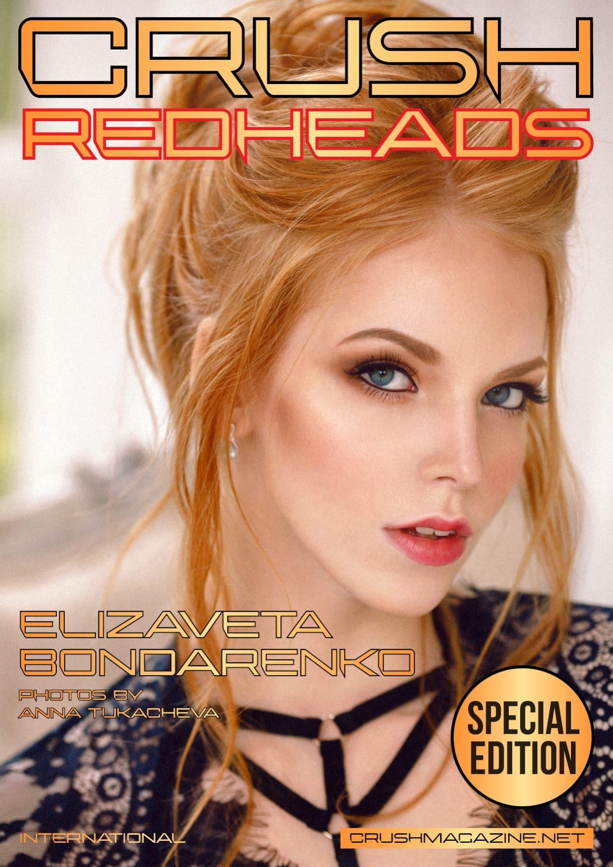 Crush Magazine - Redheads - Elizaveta Bondarenko 1