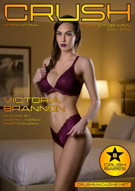 Crush Magazine - May 2018 - Victoria Brannon 1