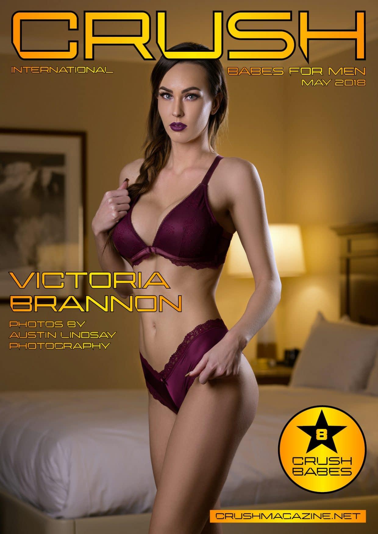 Crush Magazine - May 2018 - Victoria Brannon 1