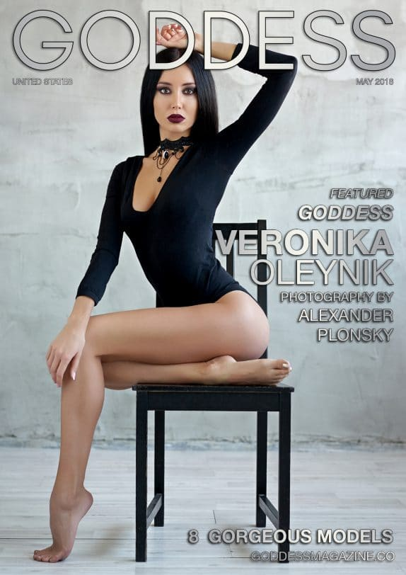 Goddess Magazine - May 2018 - Veronika Oleynik 2