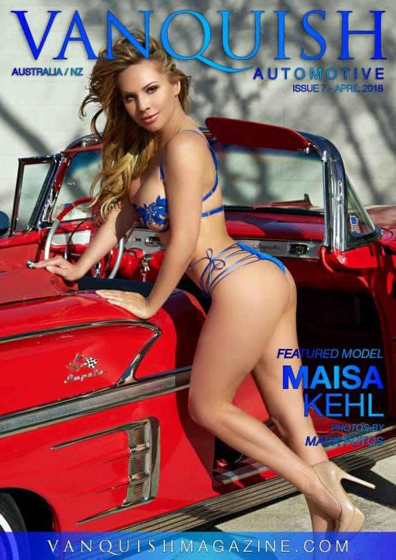 Vanquish Automotive – April 2018 – Maisa Kehl