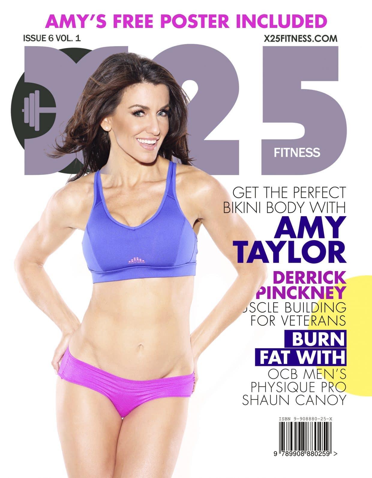 X25 Fitness Magazine - Issue 6 1