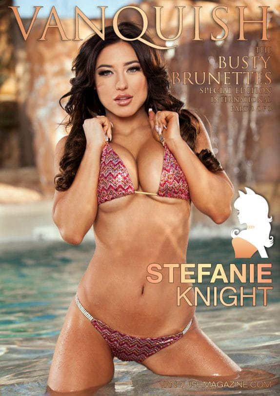 Busty Brunettes Stefanie Knight 7
