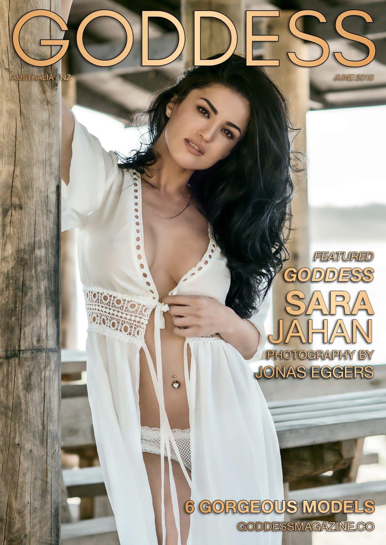 Goddess Magazine – June 2018 – Sara Jahan