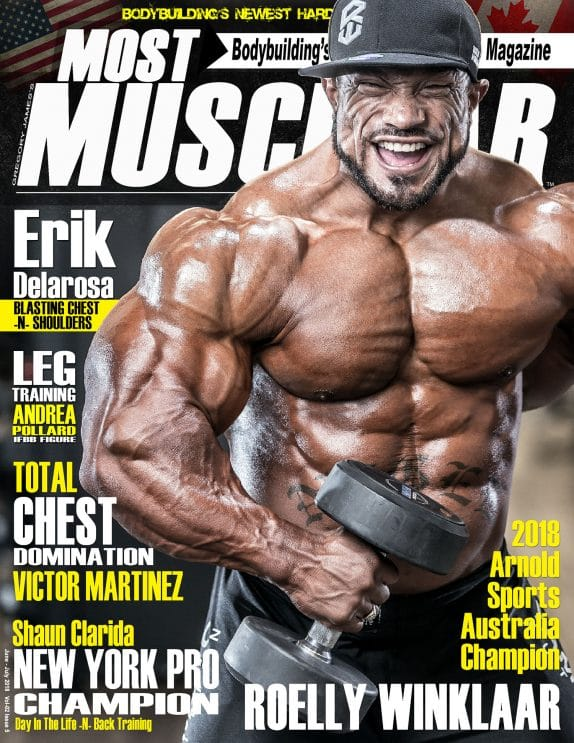 Most Muscular Magazine – June – July 2018 7