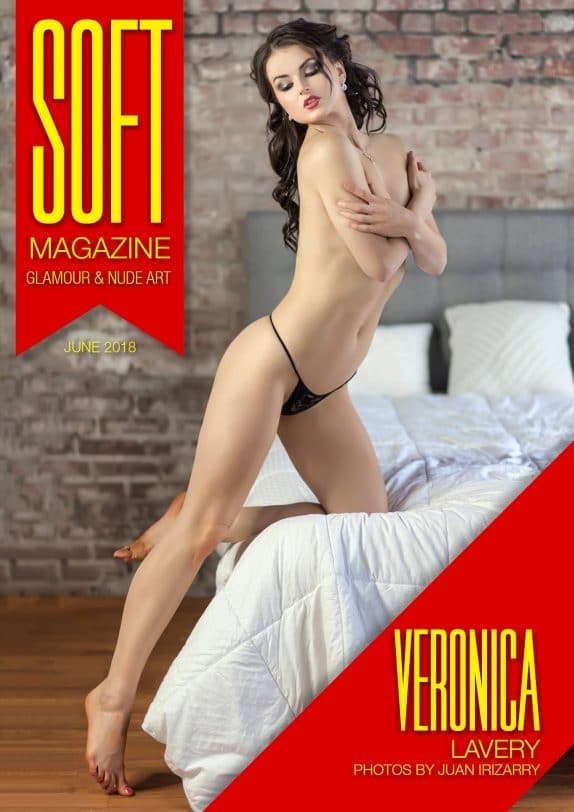 Soft Magazine - June 2018 - Veronica LaVery 2