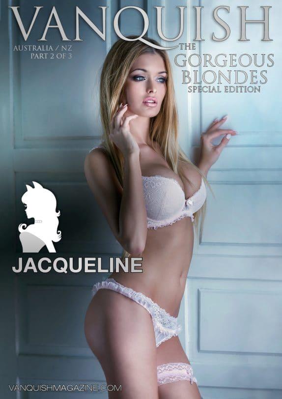 Vanquish Magazine - Gorgeous Blondes - Jacqueline 3