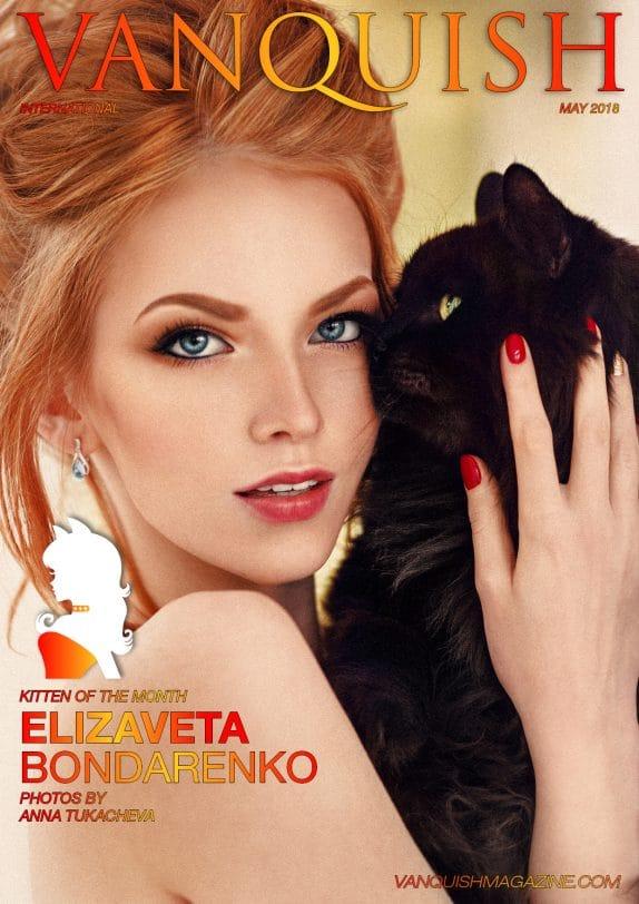 Vanquish Magazine - May 2018 - Elizaveta Bondarenko 1