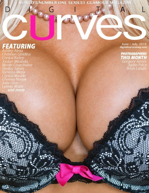 Digital Curves Magazine – June - July 2018 1