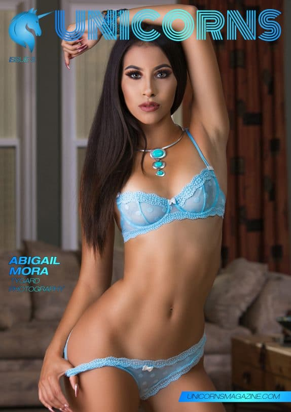 Unicorns Magazine - July 2018 - Abigail Mora 7