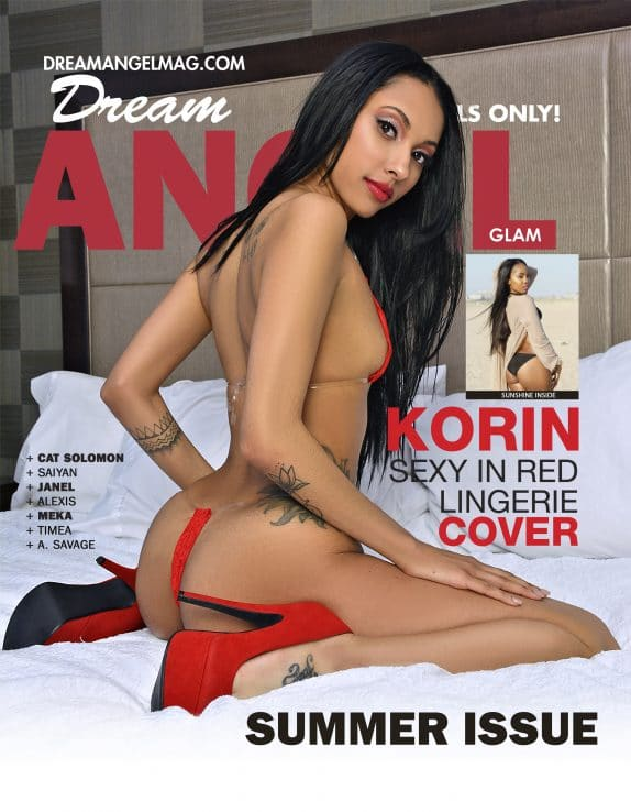 Dream Angel Magazine Issue 10 Cover