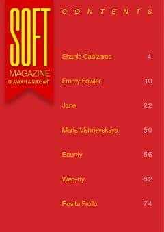 Soft Magazine – July 2018 – Emmy Fowler
