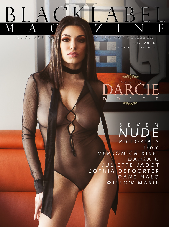 Black Label Magazine – Issue X