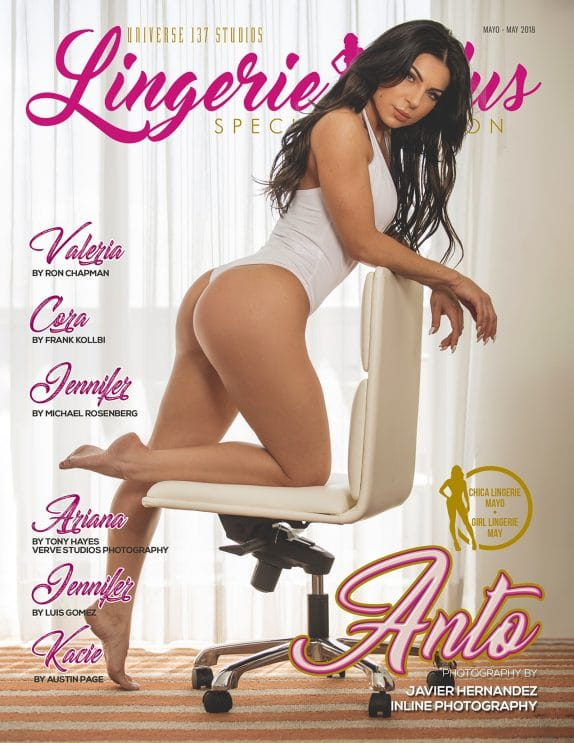 Lingerie Plus Magazine - May 2018 3