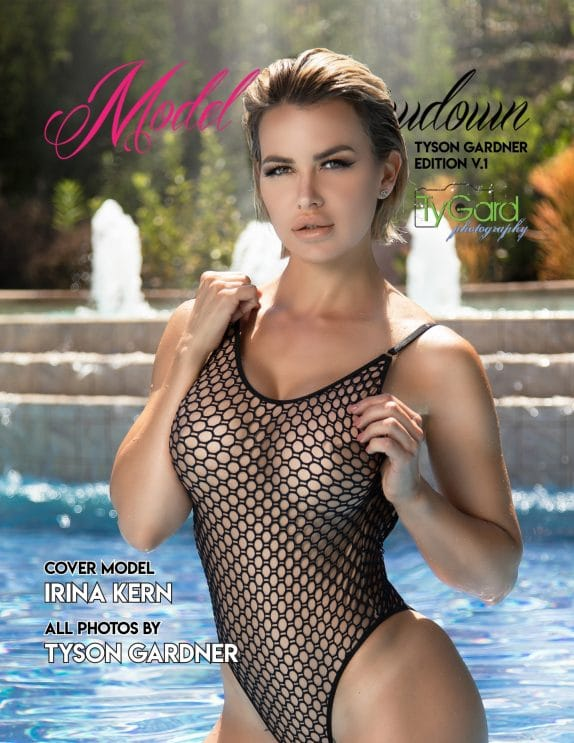 Model Throwdown Magazine - Issue 24 2