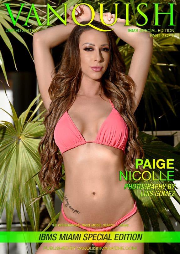 Vanquish Magazine - IBMS Miami - Part 2 - Paige Nicolle 3
