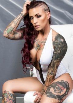Vanquish Tattoo Magazine – March 2017 – Amba Lay