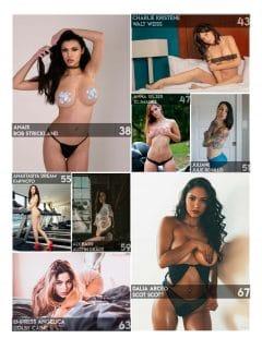 Model Throwdown Magazine – Issue 27