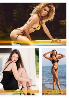 HUZZAH! Magazine – September 2018 – Ginevra La Face
