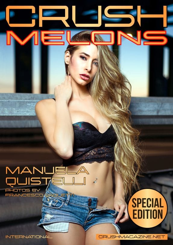 Crush Melons - September 2018 - Manuela Quistelli 1