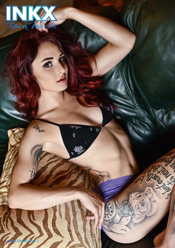 Inkx Magazine – September 2018 – Jessie Robinson