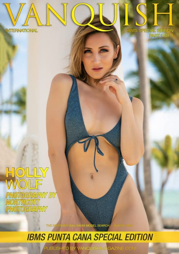 Vanquish Magazine - IBMS Punta Cana - Part 1 - Holly Wolf 9