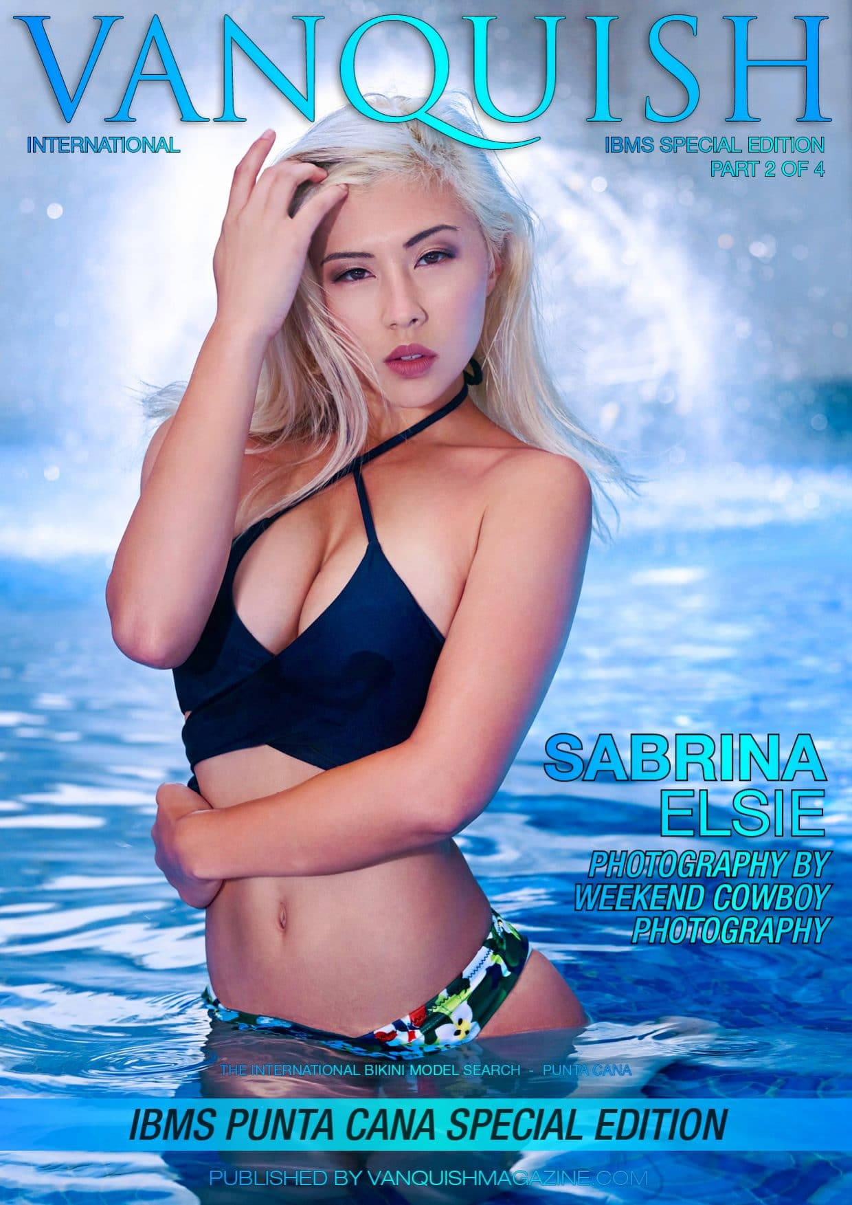 Vanquish Magazine - IBMS Punta Cana - Part 2 - Sabrina Elsie 1