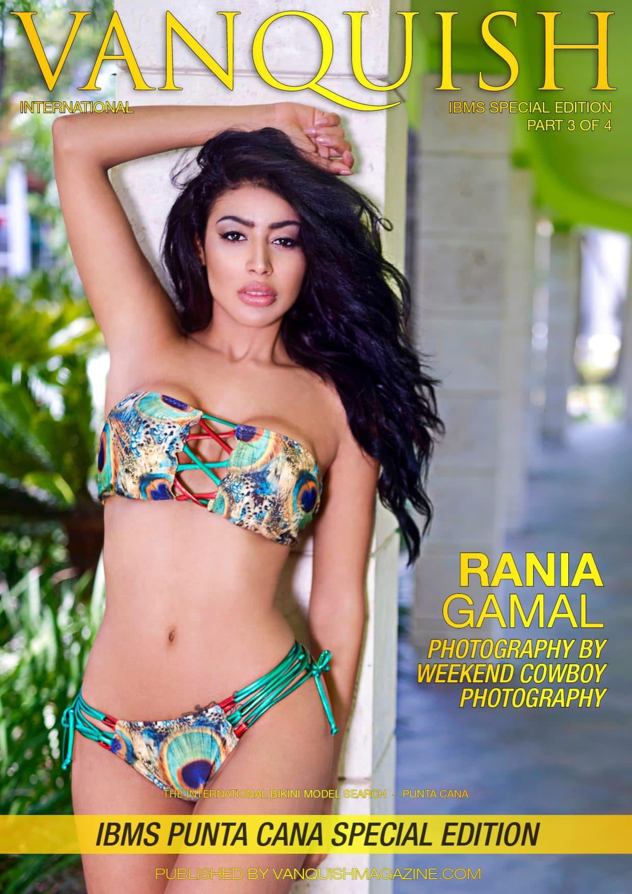 Vanquish Magazine - IBMS Punta Cana - Part 3 - Rania Gamal 1