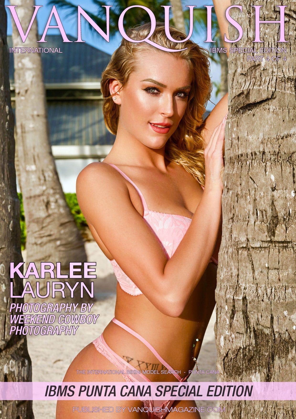 Vanquish Magazine - IBMS Punta Cana - Part 4 - Karlee Lauryn 1