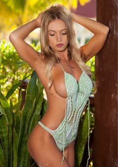 Swimsuit USA MicroMAG – Sara Long – Issue 1