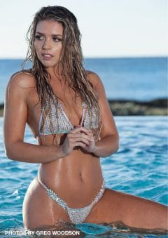 Swimsuit USA MicroMAG – Rachel Rogers