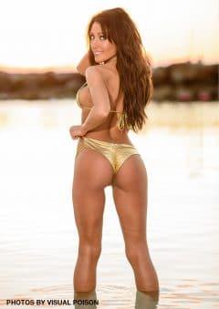 Swimsuit USA MicroMAG – Erika Sansone