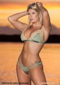 Swimsuit USA MicroMAG – Paige Cowell