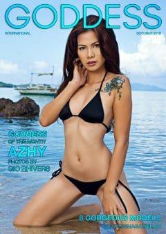 Goddess Magazine – October 2018 – Azhy