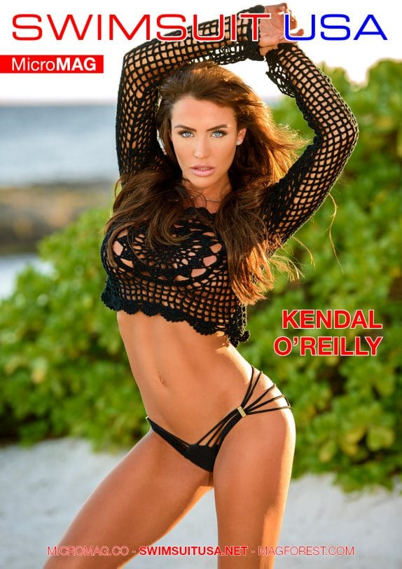 Swimsuit USA MicroMAG - Kendal O'Reilly 4