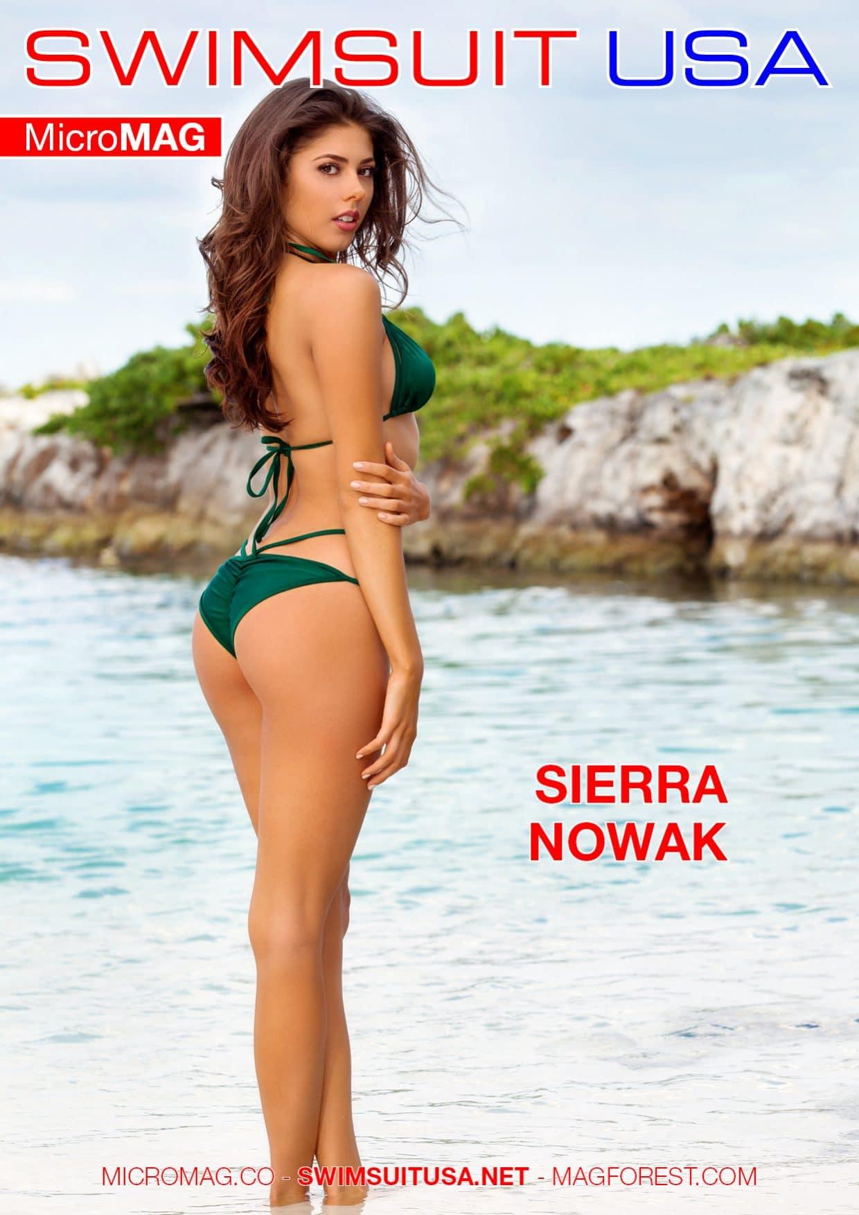 Swimsuit USA MicroMAG - Sierra Nowak 1