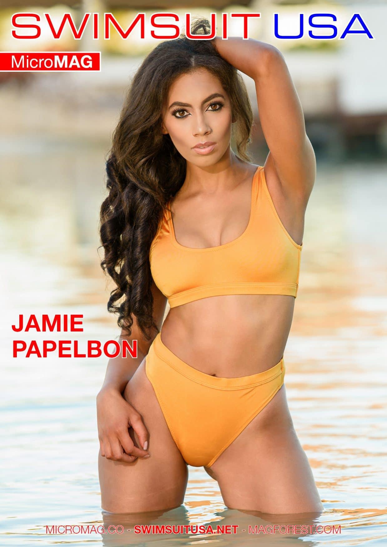 Swimsuit USA MicroMAG - Jamie Papelbon 1