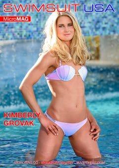Swimsuit USA MicroMAG – Kimberly Grovak