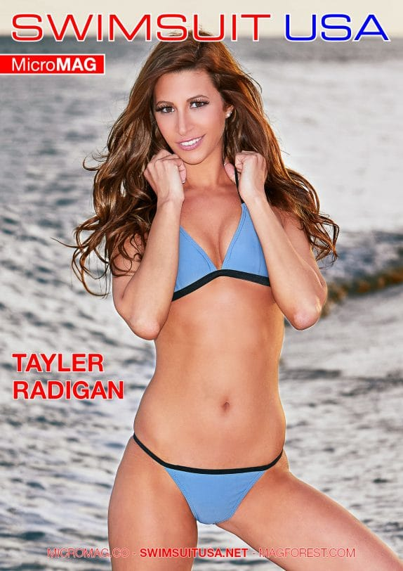 Swimsuit USA MicroMAG - Tayler Radigan 1