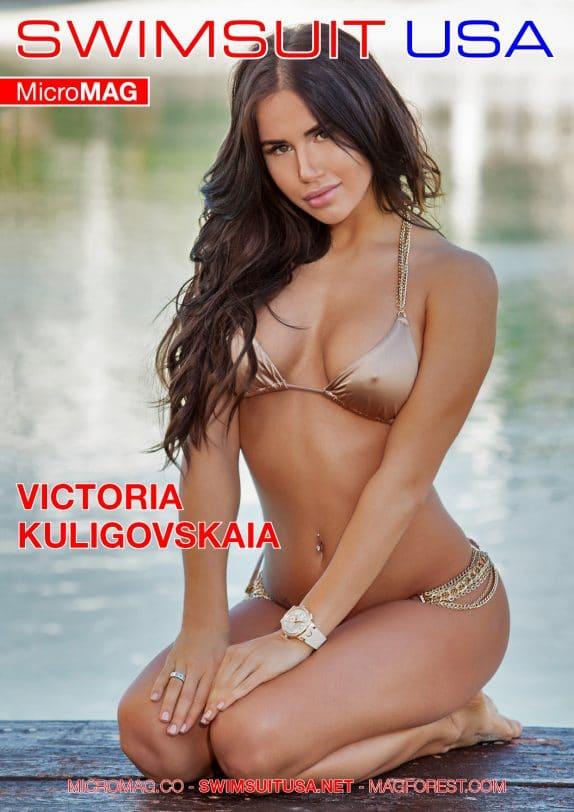 Swimsuit USA MicroMAG - Victoria Kuligovskaia 5